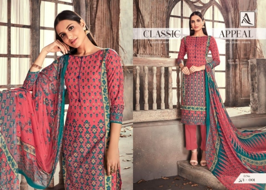 Aashima by Alok Suits 371-001