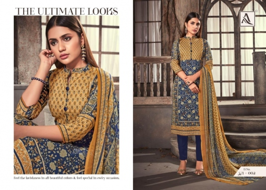 Aashima by Alok Suits 371-002