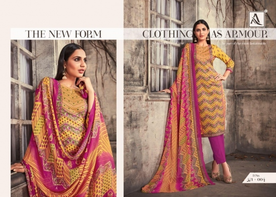 Aashima by Alok Suits 371-004