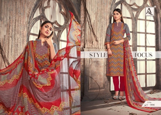 Aashima by Alok Suits 371-006
