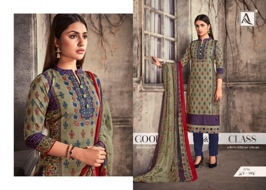 Aashima by Alok Suits 371-007