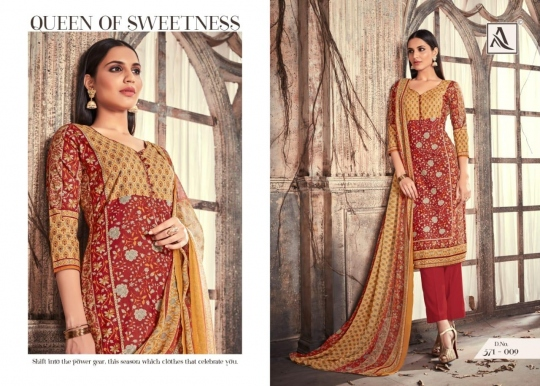 Aashima by Alok Suits 371-009