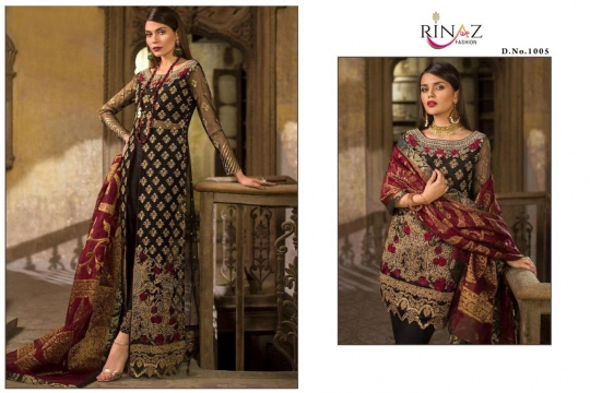 Block Buster Hits by Rinaz Fashion 1005