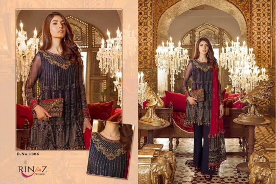 Block Buster Hits by Rinaz Fashion 1006