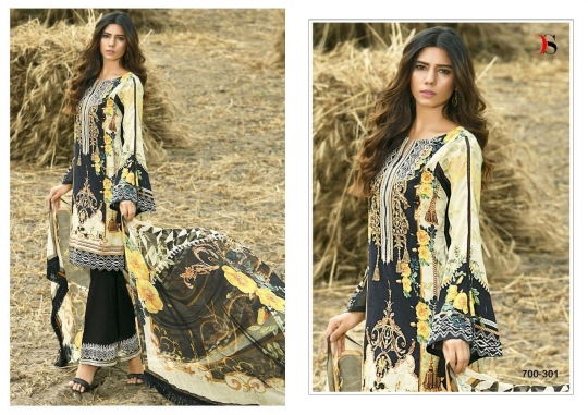 Firdous NX by Deepsy Suits 700-301