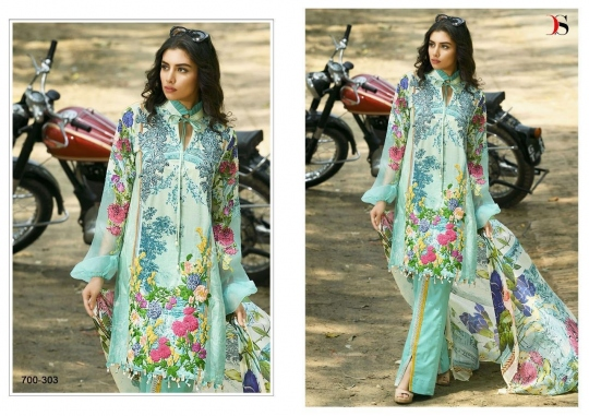 Firdous NX by Deepsy Suits 700-303