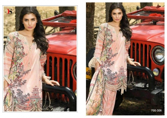 Firdous NX by Deepsy Suits 700-306