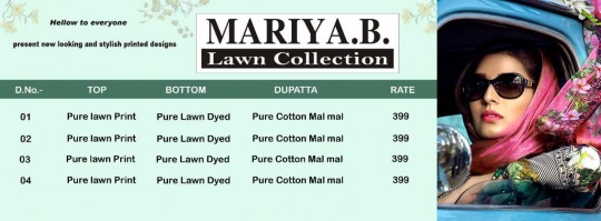 Mariya.B.-Lawn-Collection-Details
